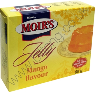 2 for 1 Moirs Mango Jelly 80g