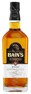Bains Single Grain Whisky 700ml