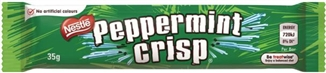 NZ Peppermint Crisp 35gm