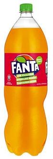Fanta Mango Bottle 2lt