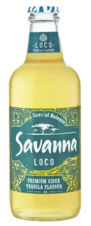 Savanna Loco 6 x 330ml