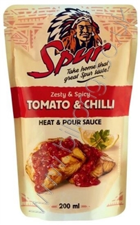 Spur Tomato & Chilli Sauce 200ml