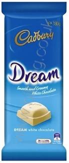 AU Cadbury Dairy Milk Dream 180g