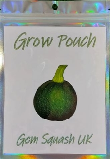 Gem Squash Grow Pouch