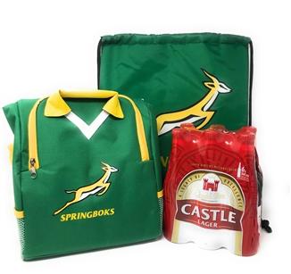 Springboks Jersey Cooler Bag Small