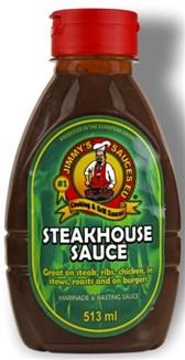 Jimmy's Steakhouse Basting Sauce 513ml