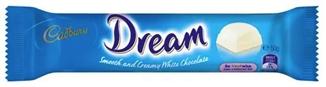 AU Cadbury Dairy Milk Dream 50g