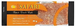 Peach Fruit Rolls 80gm