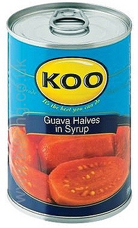 Koo Guava Halves 410gm