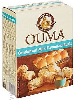 Condensed 500gm Ouma Rusks