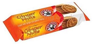 Gingernuts 200gm