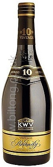 KWV Brandy 10 year old 700ml