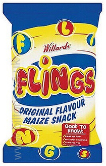 Flings Willards 150g
