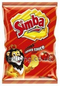 Tomato Sauce Simba 125 gm