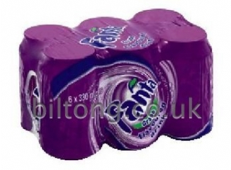 Fanta Grape 12 x 355ml