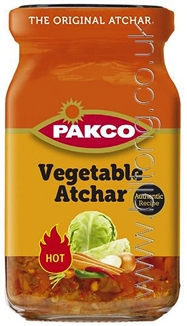 Pakco Vegetable Atchar 385g