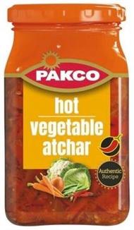 Atchar Hot Pakco 385g