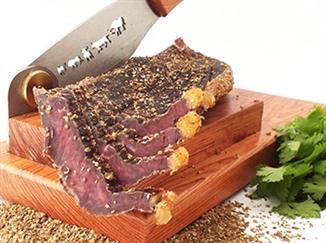 Beef Biltong Original per 500g
