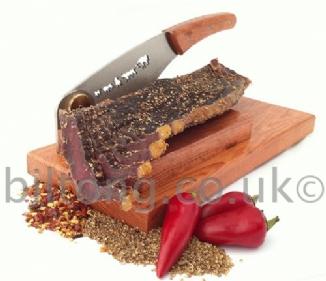Beef Peri-Peri Biltong per 500g