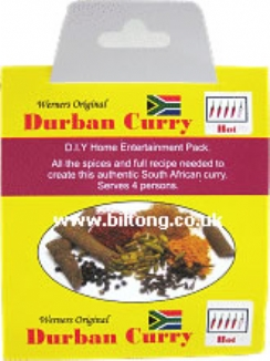 Durban Curry Werners Original Hot