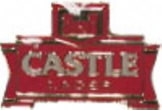 Lapel Badge Castle