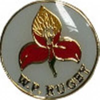 Lapel Badge Western Prov