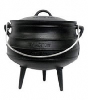POTJIE POTS Size 1 with lid