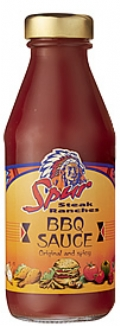 Spur Sauce BBQ 300ml Bottle