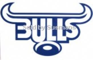 Stickers Bulls  11cm x 7cm